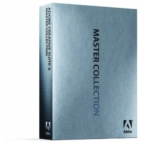 Adobe CS4 Master Collection を予約しました